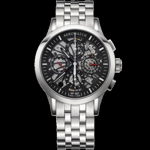 Aerowatch Les Grandes Classiques A 61968 AA05 SQ M