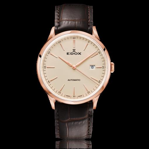 Les Vauberts Date Automatic  80106 37RC BEIR