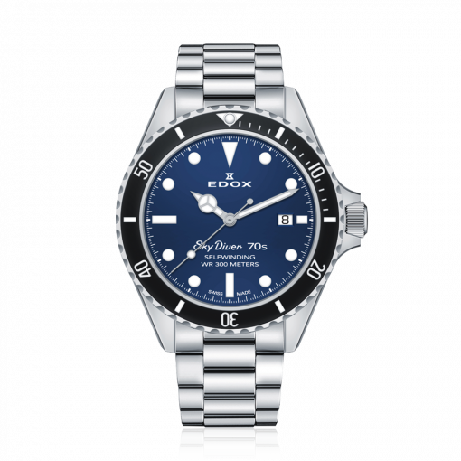 SkyDiver 70s Date Automatic 80112 3NM BUI