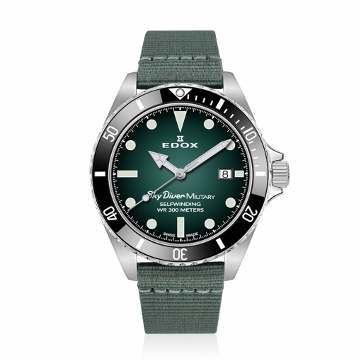 SkyDiver Military Limited Edition 80115 3N VD