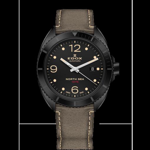 North Sea 1978 Date Automatic 80118 37N N78