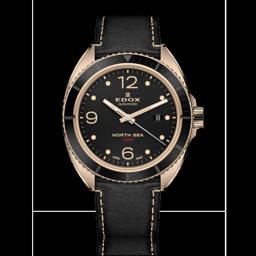 North Sea 1967 Date Automatic 80118 BRN N67