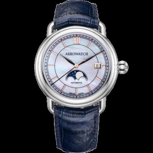 Aerowatch 1942 A 77983 AA02 BR BLEU