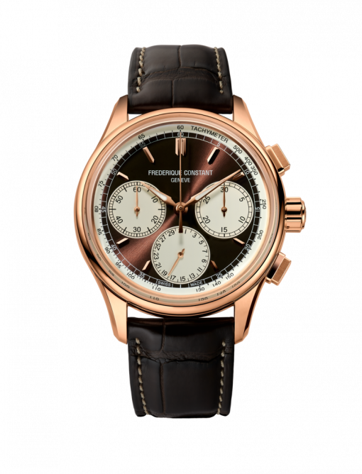 Flyback Chronograph Manufacture FC-760CHC4H4
