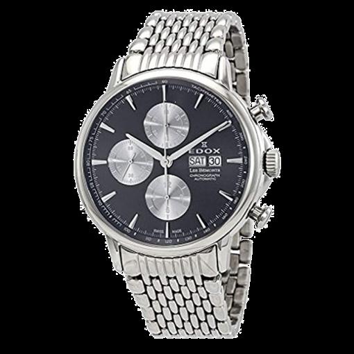 Edox Les Bemonts Chronograph 01120 3M GIN