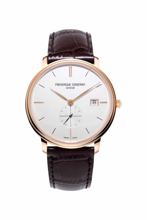 Slimline Gents Small Seconds FC-245V5S4