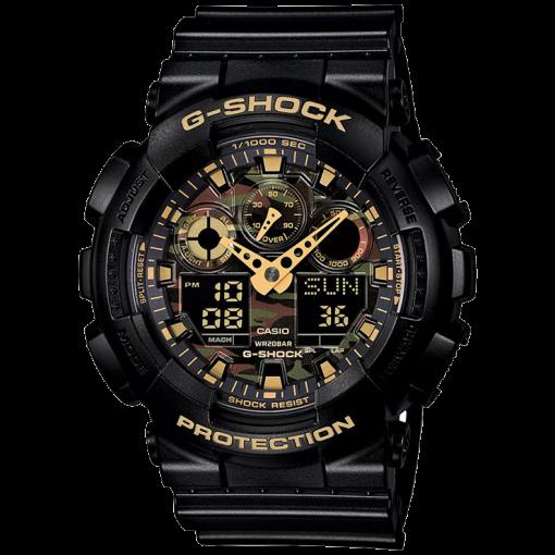 G- Shock GA-100CF-1A9ER