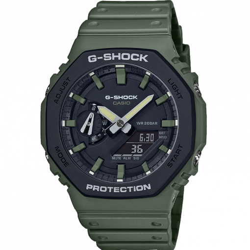 G- Shock GA-2110SU-3AER