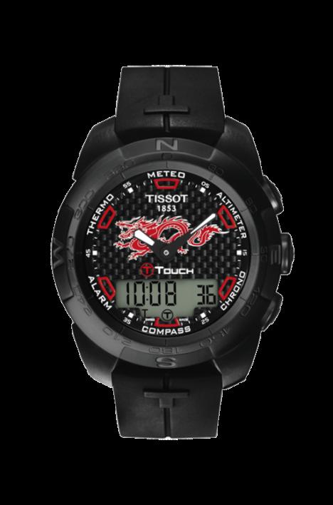 Tissot T-Touch Expert Dragon T013.420.47.201.01