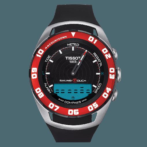 Tissot Sailing-Touch T056.420.27.051.00