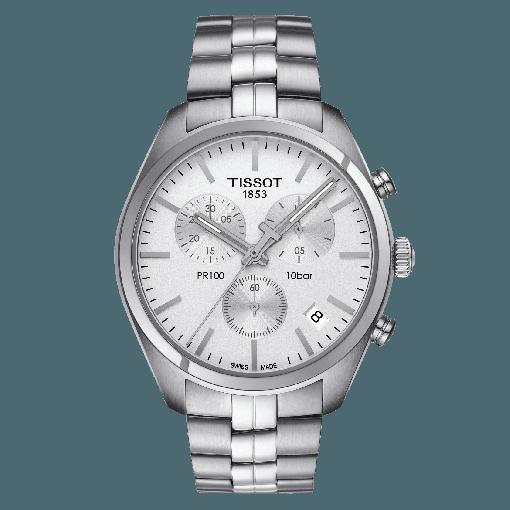 Tissot PR 100 Chronograph T101.417.11.031.00