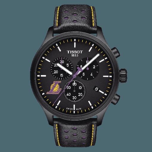 Tissot Chrono XL NBA Teams Special Los Angeles Lakers Edition T116.617.36.051.03