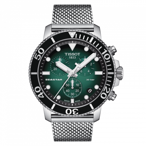 Tissot Seastar 1000 Chronograph T120.417.11.091.00