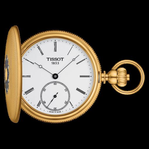 Tissot Savonnette Mechanical T867.405.39.013.00