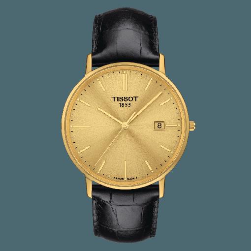 Tissot Goldrun Sapphire 18K Gold T922.410.16.021.00