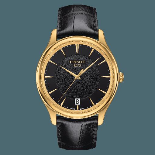 Tissot Fascination 18K Gold T924.410.16.051.00